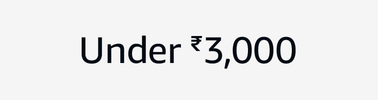 Under Rs. 3000