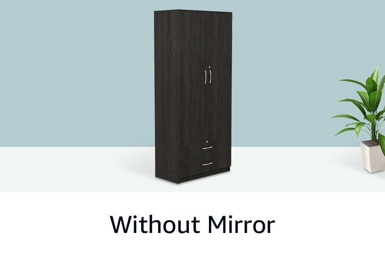 Without mirror