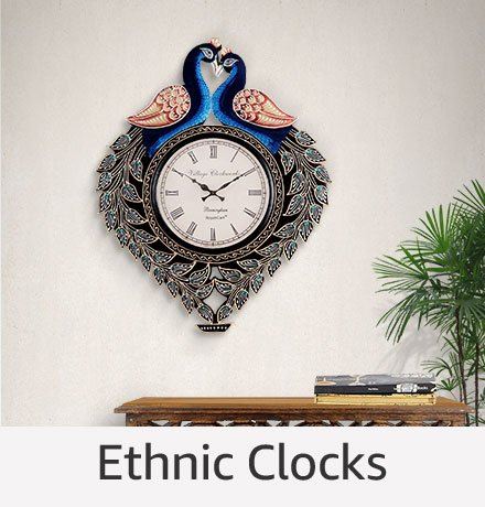 Ethnic Clocks