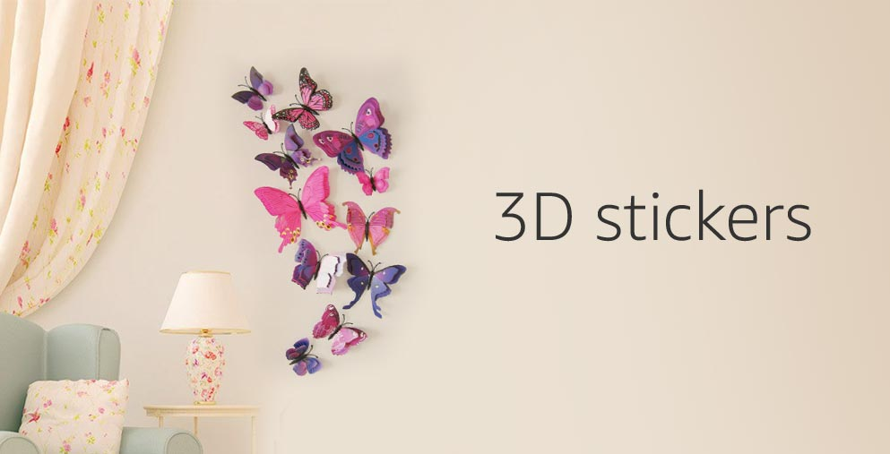 Wall Stickers Buy Online At Best Prices In India