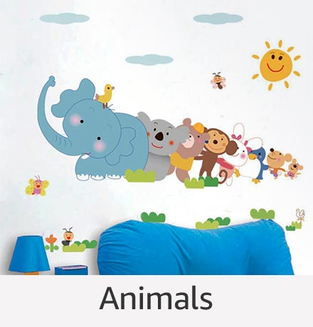 Wall Stickers: Buy Wall Stickers Online at Best Prices in ...