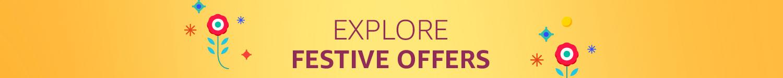 Explore Festive Offers