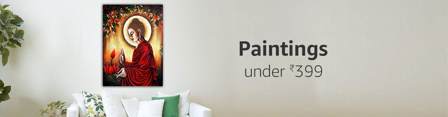 Paintings under Rs.399