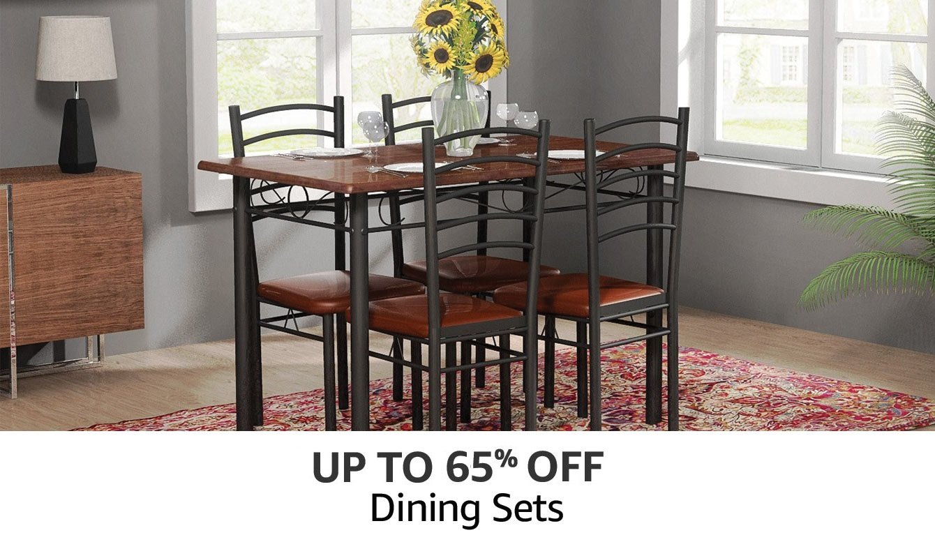 Dining Sets | Up To 65% Off