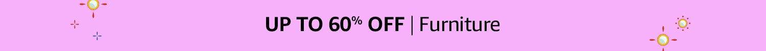 Up to 60% off | Furniture