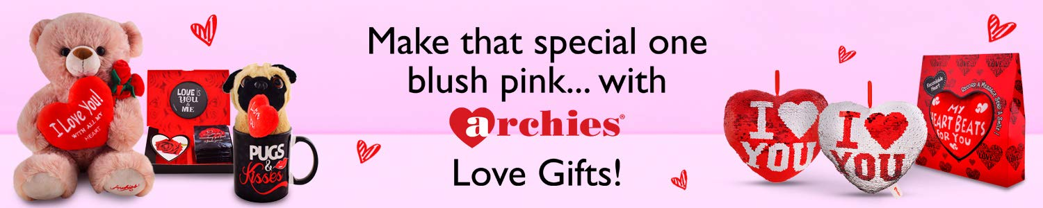 Archies love gifts