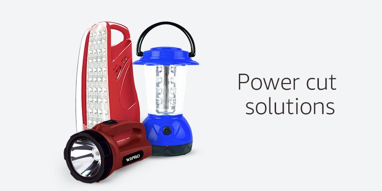 Power cut solutions