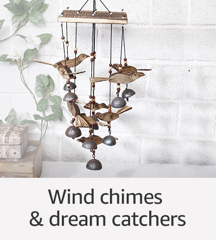 Wind chimes & dream catchers