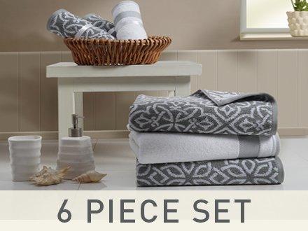 6 Piece Set