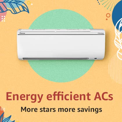 Energy efficient ACs