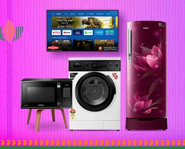 Up to 60% off | TVs & appliances