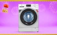 Washing machine   Up to 40% off