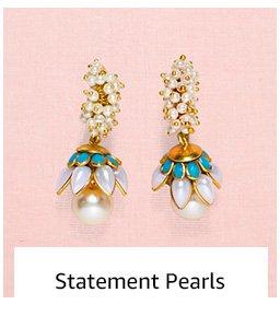Statement ethnic jewellery