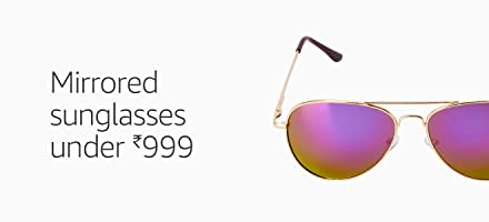 Sunglasses Flat 80% Off