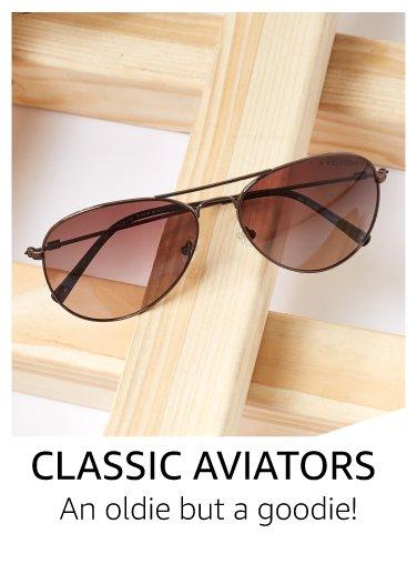 Classic Aviators