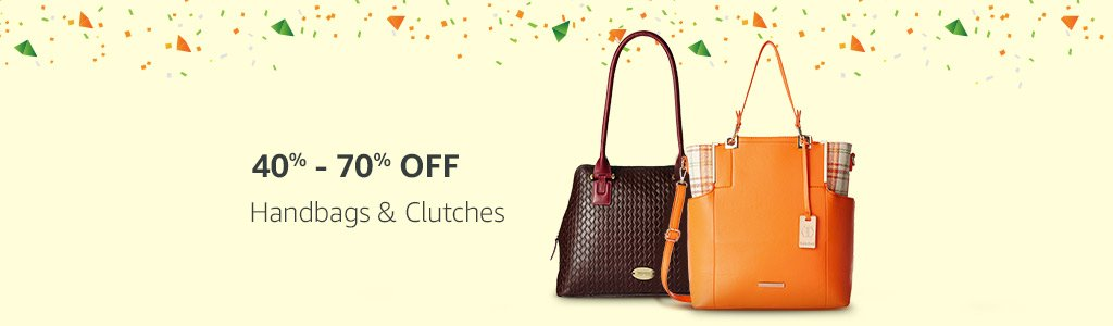 Handbags & Clutches at best prices