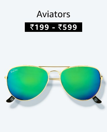 Aviators at best prices
