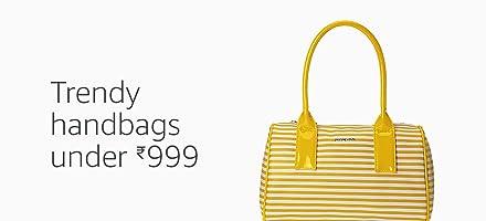 Trendy Handbags under 999