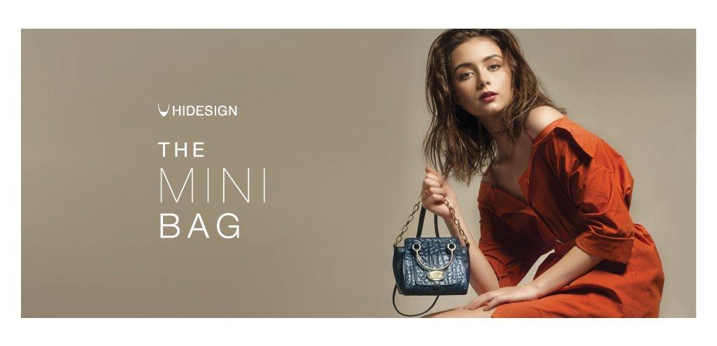 Hidesign Mini Bags