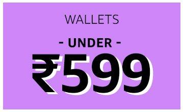 Wallets under 599