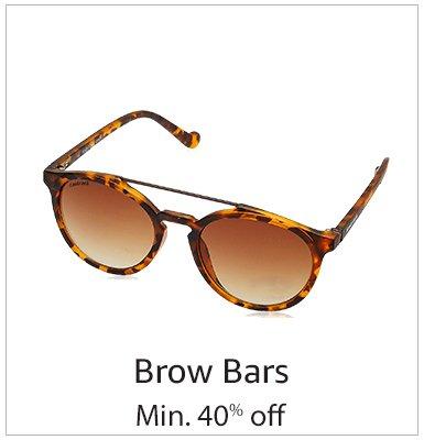 Brow-bars