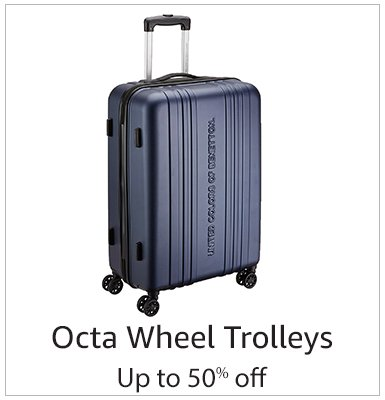 Octa-wheel Trolleys