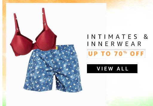 Intimates and innerwear