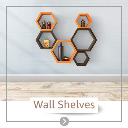Wallshelves