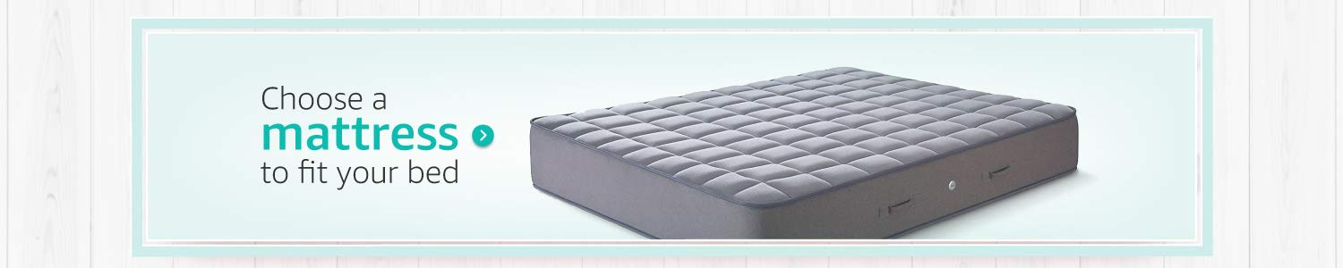 Choose Mattress to fit your Bed