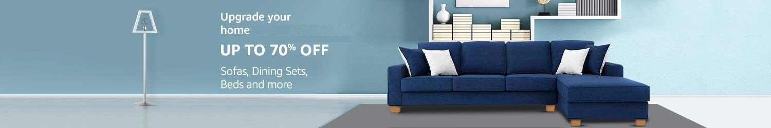Furniture Up to 70% off