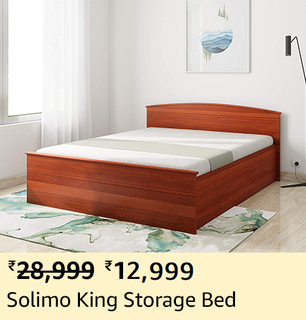 Solimo Bed