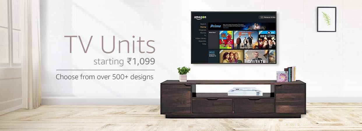 tv units for IPL