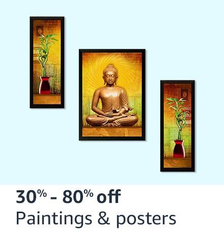 Paintings & Posters