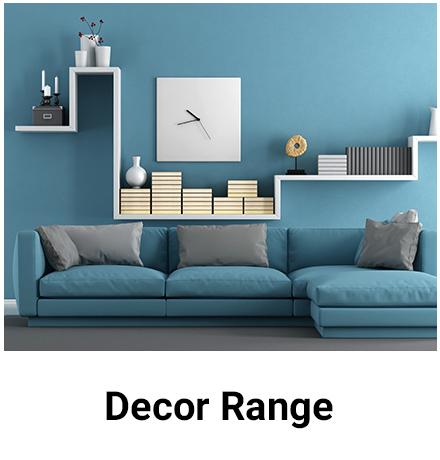 Decor range