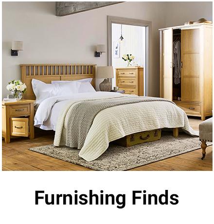 Furnishing finds