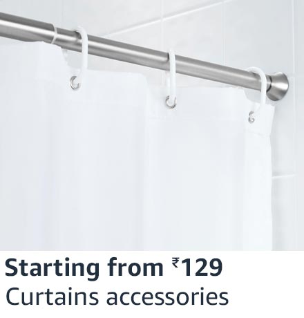Curtains accessories