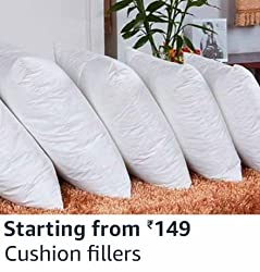 Cushion fillers