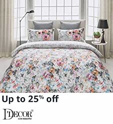 D decor up to 25% off
