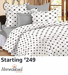 Ahmedabad cotton starting 249
