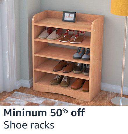 Shoe racks
