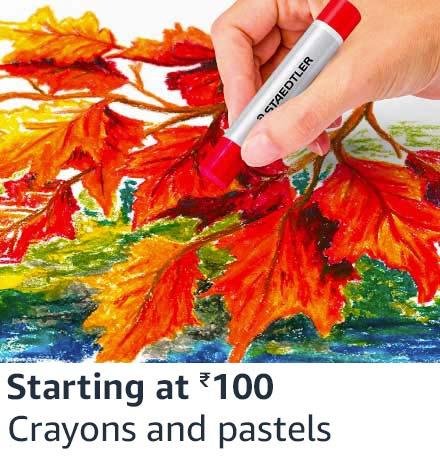 Crayons & pastels