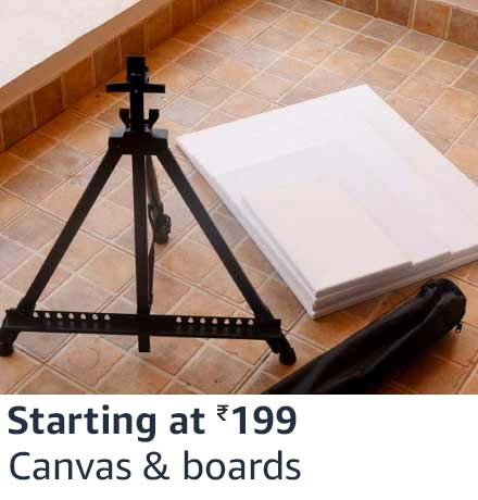 Canvas & Boards