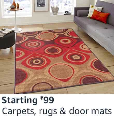 Carpets, rugs and door mats