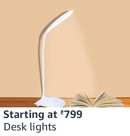 Desk lights