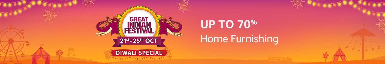 Home Furnishing up to 70% off