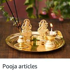 Pooja articles