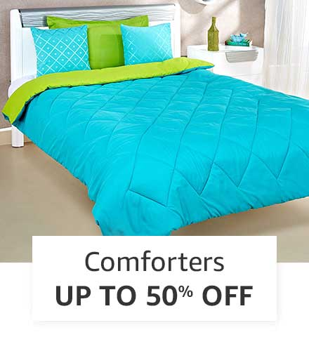 Comforters | Up to 50% off