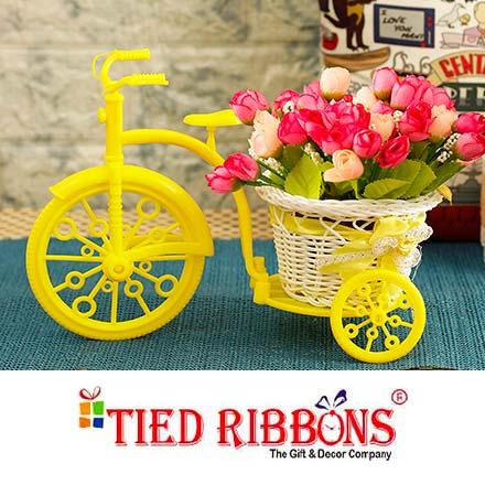 Tied ribbons