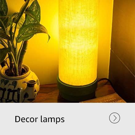 decor lamps