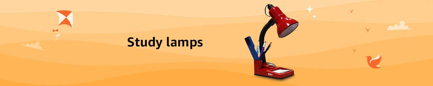 Study Lamps: Back to School